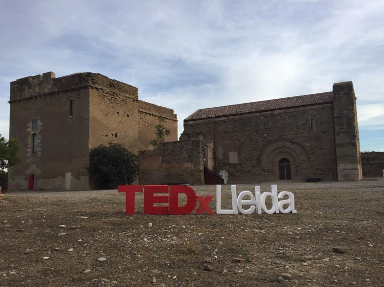 TEDxLleida 2016 al Castell Templer de Gardeny