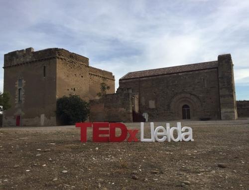 Un castell templer per a TEDxLleida 2016